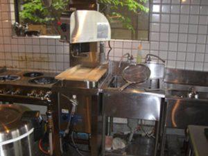 福島県 比内やサスケ安積町店様 厨房