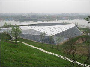 中国西安での世界園芸博覧会に活水器ディレカを採用