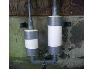 活水器ディレカ設置状況
