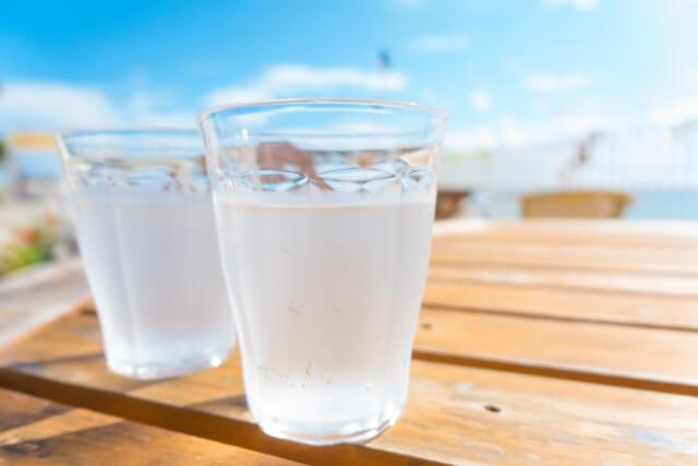 活水器ディレカはフィルターによる水の劣化(酸化)がない