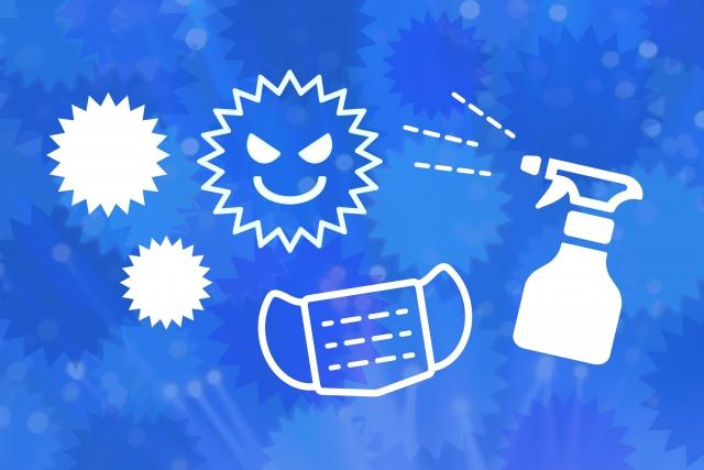 活水器での効果で除菌対策