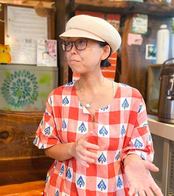 ディレカ導入対談 ~ディレカびと ~ Happy Food Cafe Tiger☆ 店主山口さんのこれまでの水に対する意識の説明